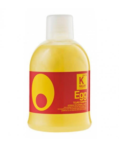Sampon cu ou 1000 ml