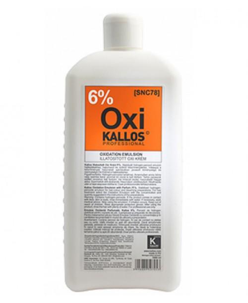 Crema Oxidanta Kallos 6% - 1000 ml