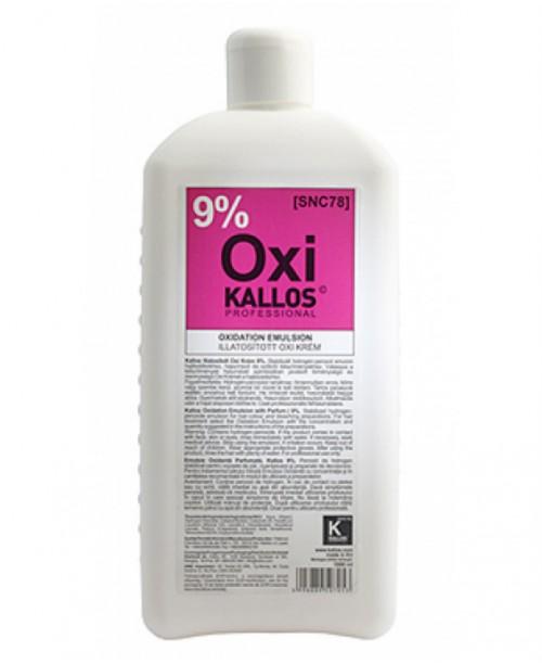 Crema Oxidanta Kallos 9% - 1000 ml