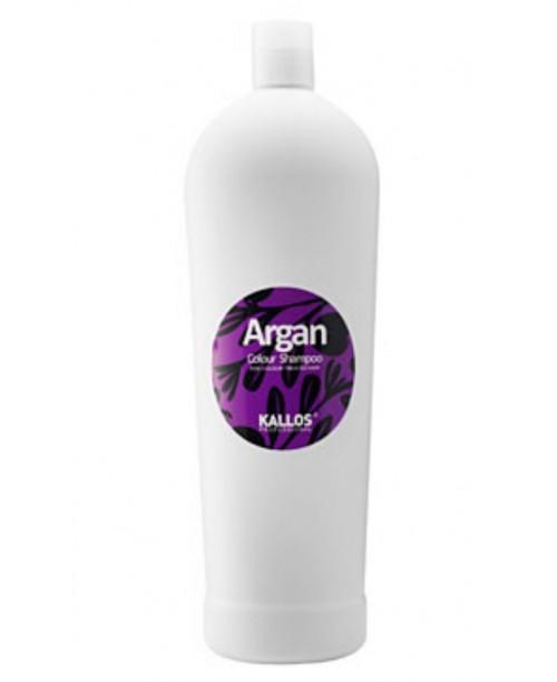 Sampon Kallos cu parfum de ulei de argan 1000 ml