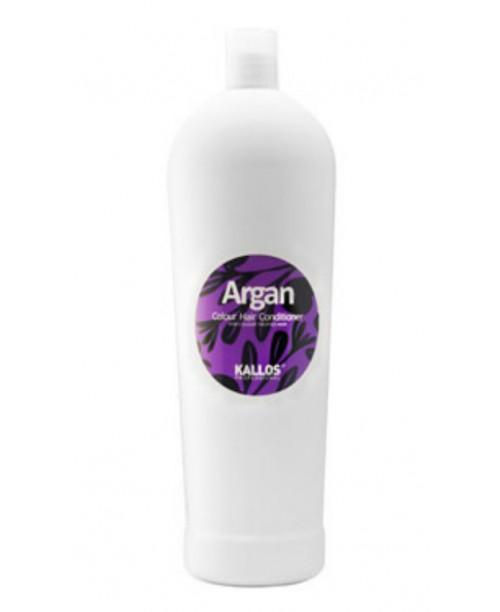 Balsam Kallos cu parfum de ulei de argan 1000 ml