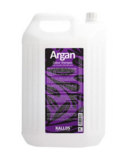 Sampon Kallos cu parfum de ulei de argan 5000 ml