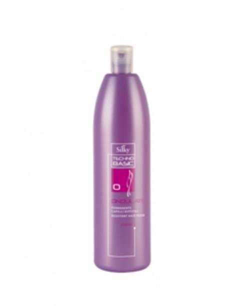 Ondulator Silky 0 păr rezistent  500 ml