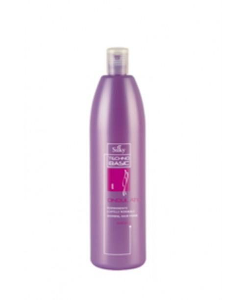 Ondulator Silky 1 păr vopsit  500 ml
