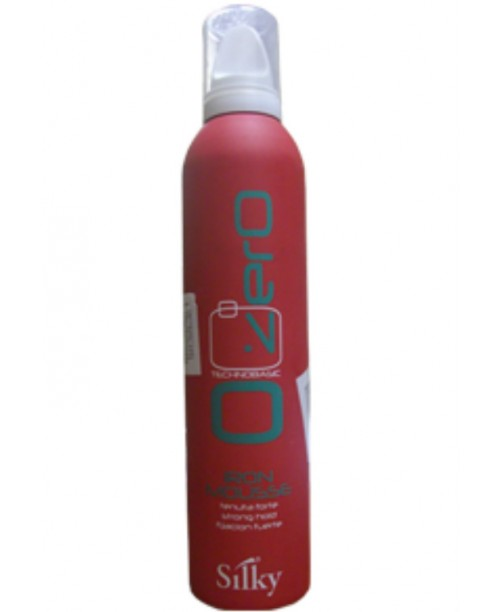 Spuma Silky cu fixare puternica 300 ml