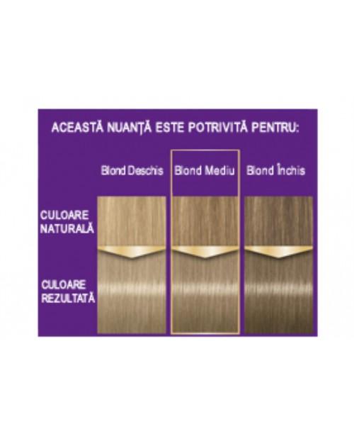 Palette Intensive Color Creme C8 - Blond Platinat