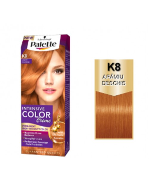 Palette Intensive Color Creme K8 - Aramiu Deschis