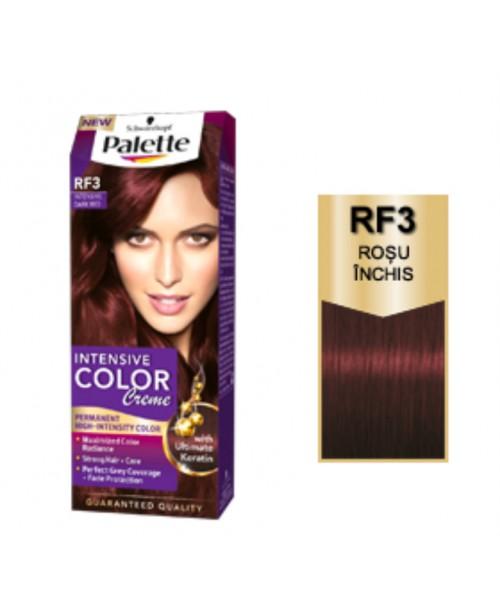 Palette Intensive Color Creme RF3 - Rosu Inchis