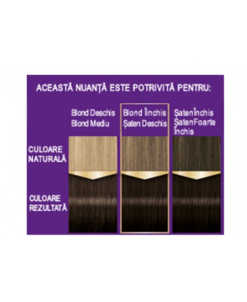 Palette Intensive Color Creme N3 - Saten Mediu