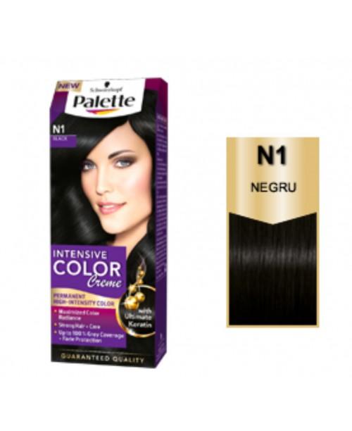Palette Intensive Color Creme N1 - Negru