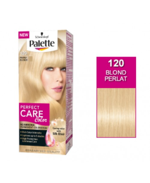 Palette Perfect Care Color 120 - Blond Perlat