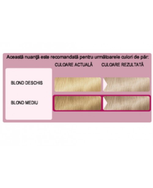 Palette Deluxe 318 - Blond Diamantin
