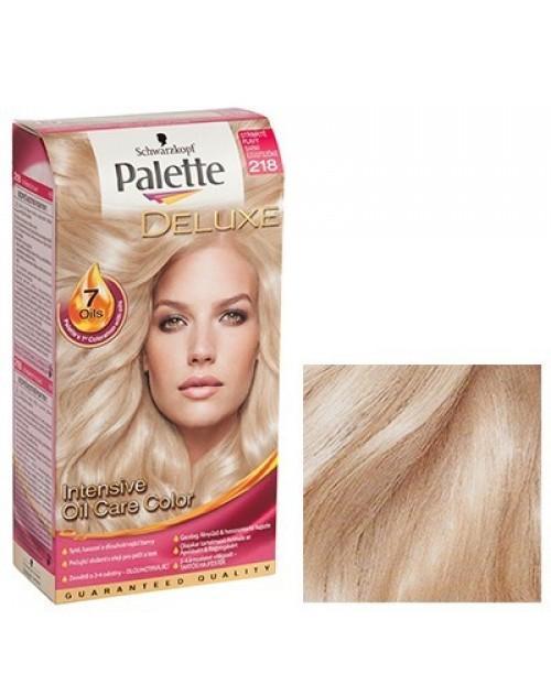 Palette Deluxe 218 - Blond Argintiu