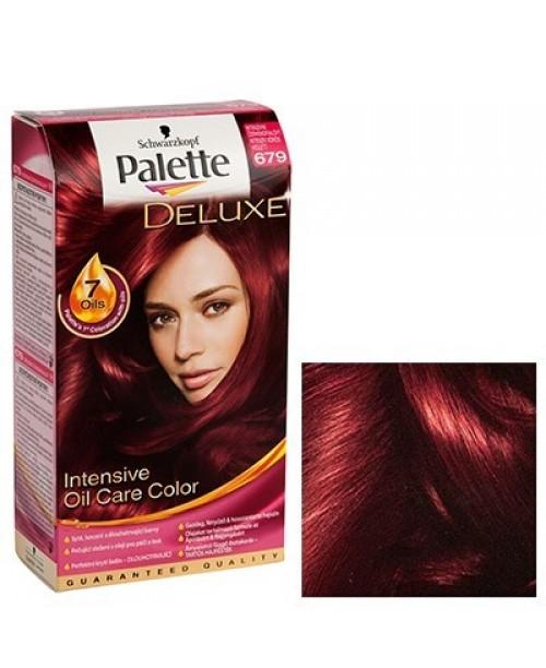 Palette Deluxe 679 - Rosu Violet Intens