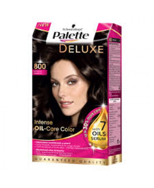 Palette Deluxe 800 - Saten Inchis