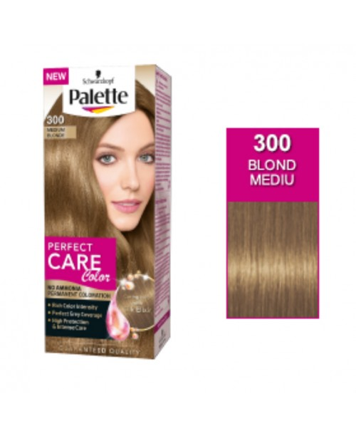 Palette Perfect Care Color 300 - Blond Mediu