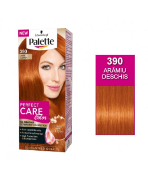 Palette Perfect Care Color 390 - Aramiu Deschis