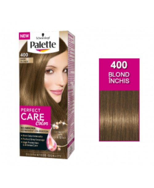 Palette Perfect Care Color 400 - Blond Inchis