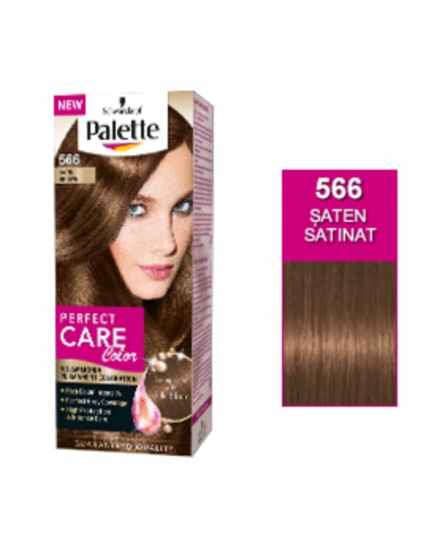 Palette Perfect Care Color 566 - Saten Satinat