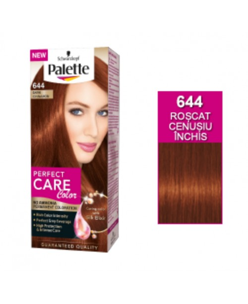Palette Perfect Care Color 644 - Roscat Cenusiu Inchis