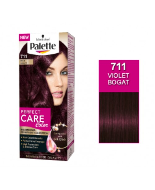 Palette Perfect Care Color 711 - Violet Bogat