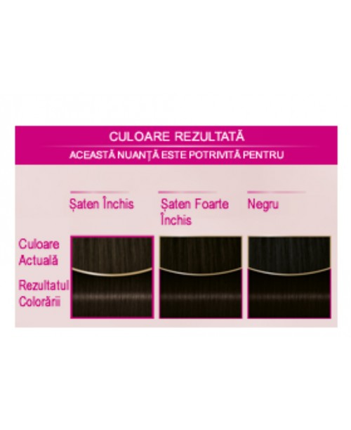 Palette Perfect Care Color 800 - Saten Intens Inchis