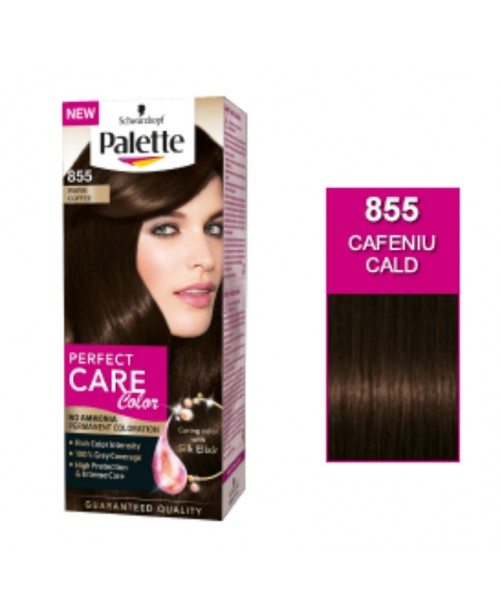 Palette Perfect Care Color 855 - Cafeniu Cald