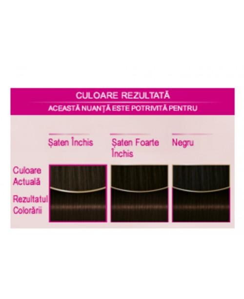 Palette Perfect Care Color 855 - Cafeniu Cald