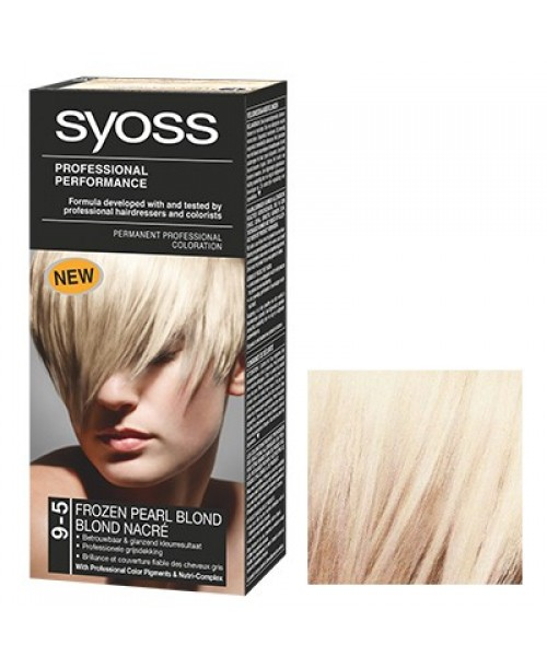 Syoss Color BL 9-5 Blond Perlat Rece