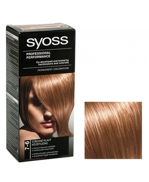 Syoss Color BL 7-6 Blond Mediu