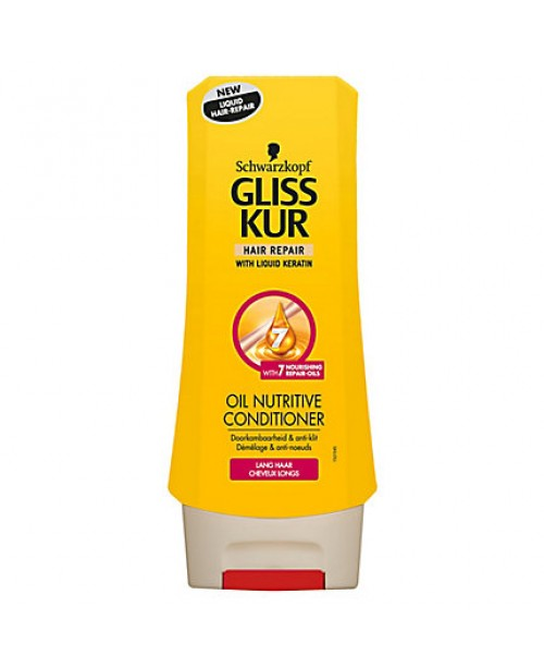 Balsam Gliss Oil Nutritive 200 ml