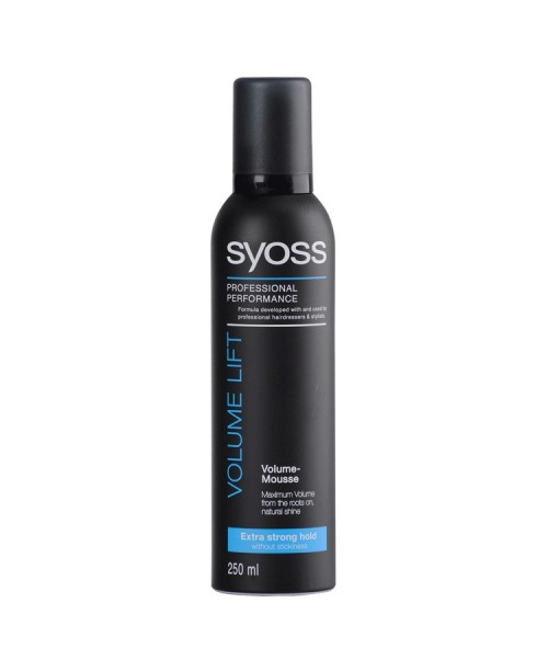 Spuma Syoss pentru volum 250 ml