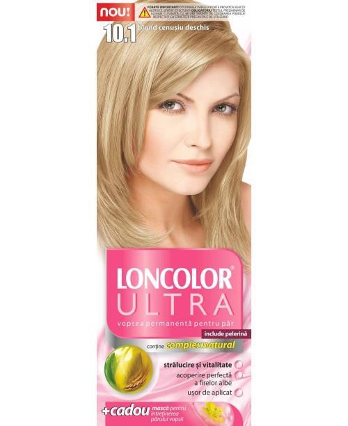 Vopsea Loncolor Ultra - Blond Cenusiu Deschis 10.1