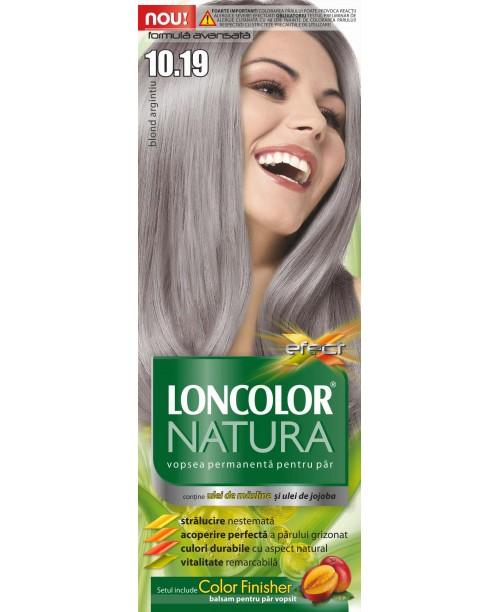 Vopsea Loncolor Natura - Blond Argintiu 10.19