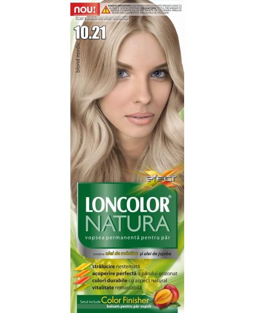 Vopsea Loncolor Natura - Blond Nordic 10.21