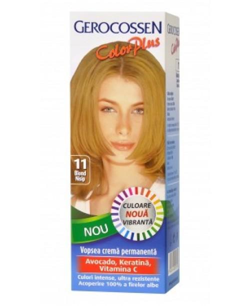Vopsea Gerocossen - Blond Nisip 11