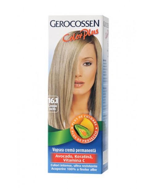 Vopsea Gerocossen - Blond Cenusiu Inchis 16.1