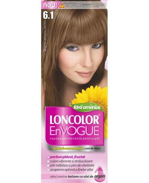 Vopsea Loncolor En Vogue - Blond Cenusiu Inchis 6.1
