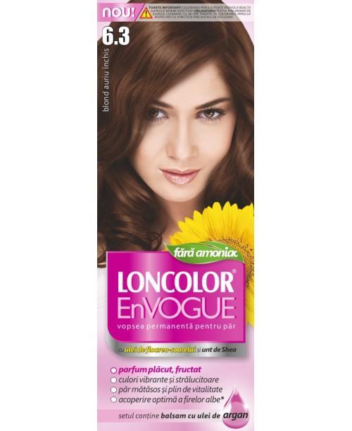 Vopsea Loncolor En Vogue - Blond Auriu Inchis 6.3