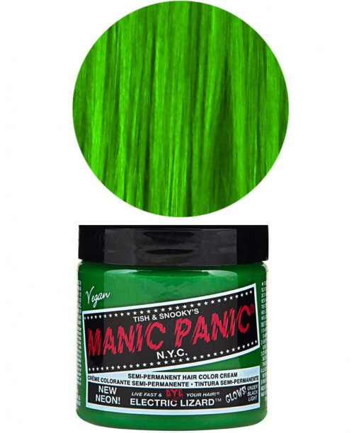 Manic Panic - Electric Lizard