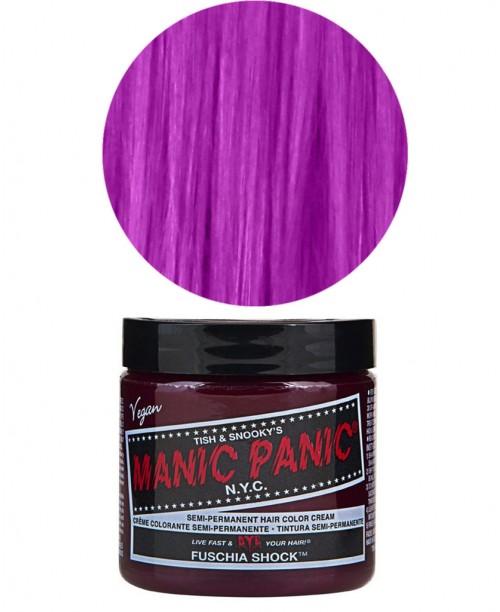 Manic Panic - Fuschia Shock