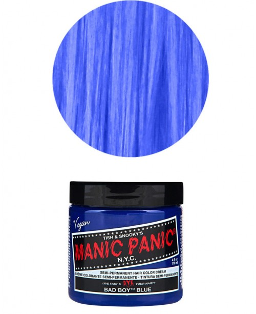 Manic Panic - Bad Boy Blue