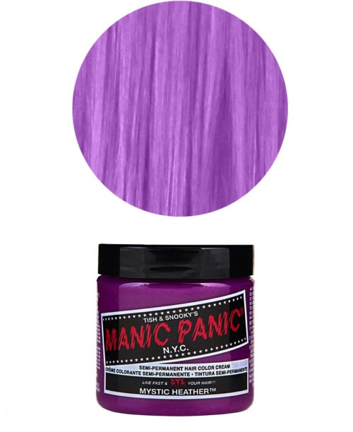 Vopsea de par mov Manic Panic - Mystic Heather