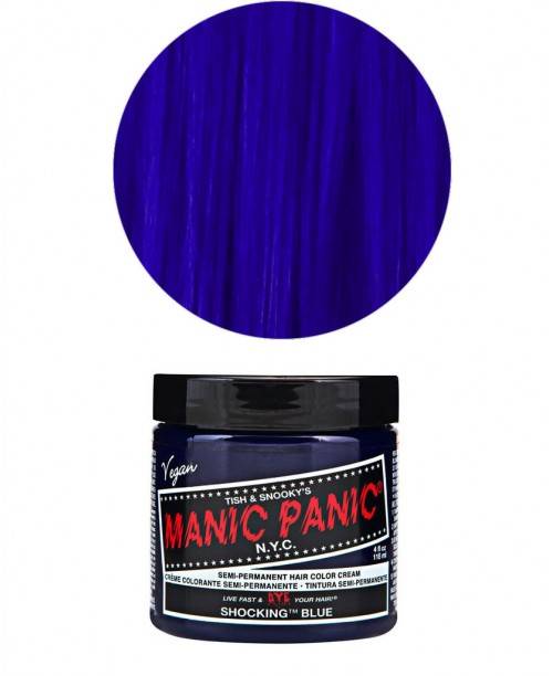 Manic Panic - Shocking Blue