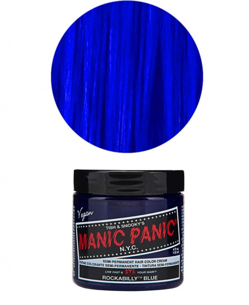 Manic Panic - Rockabilly Blue