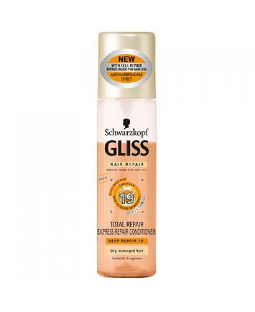 Balsam Gliss Spray Total Repair 200 ml