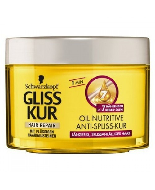Masca Gliss Oil Nutritive 200 ml
