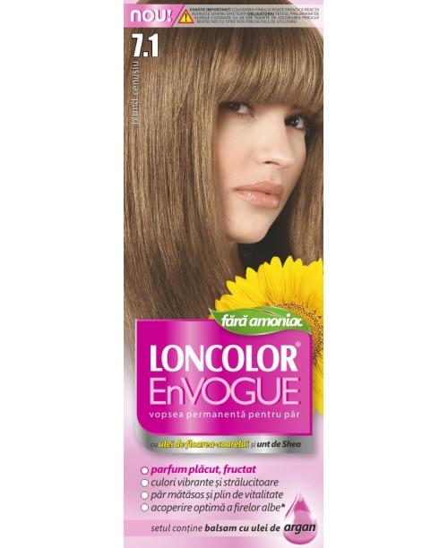 Vopsea Loncolor En Vogue - Blond Cenusiu 7.1