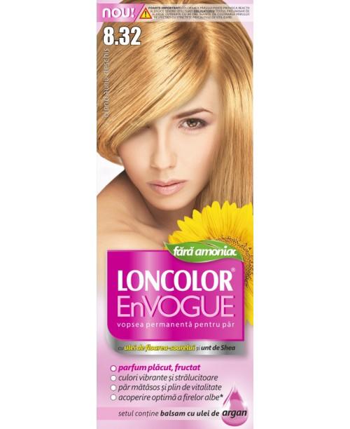 Vopsea Loncolor En Vogue - Blond Auriu Deschis 8.32