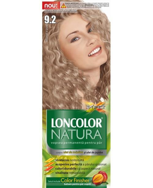 Vopsea Loncolor Natura - Blond Irizat 9.2